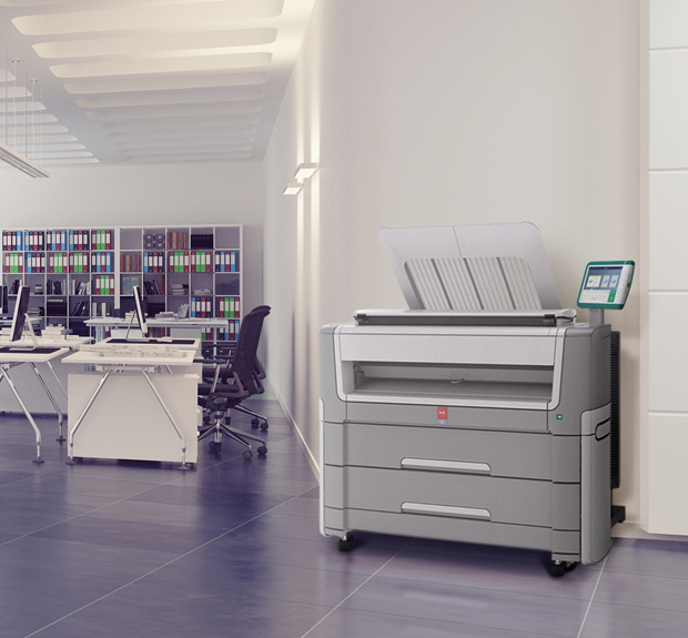 océ wide format printer
