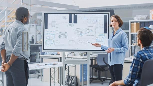 interactive smart boards