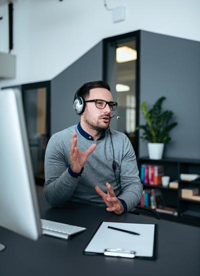 ACP customer support agent