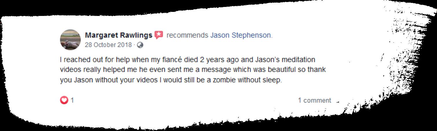FREE Sleep Meditation by Jason Stephenson