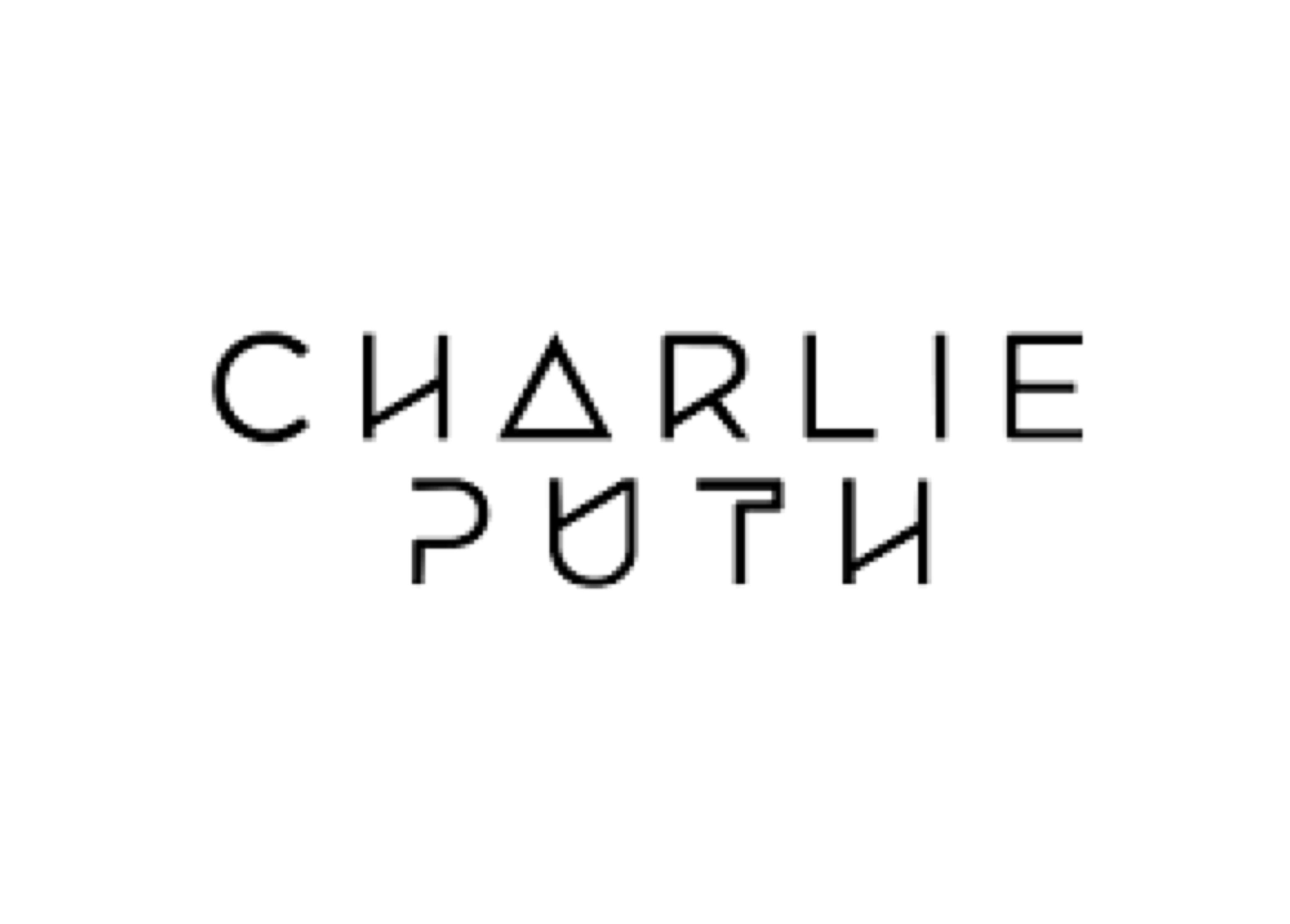 Charlie Puth Artist Logo