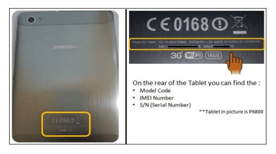 Check an IMEI Number
