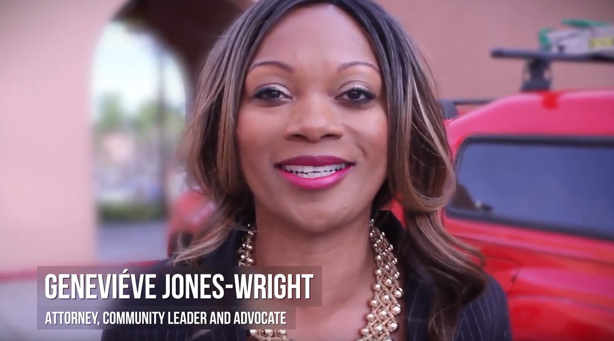 Geneviéve Jones-Wright Attorney, Community Leader and Advocate Supports Cory Briggs for City Attorney 2020