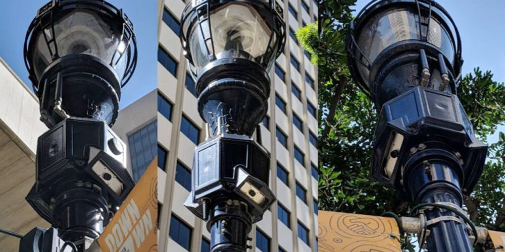 "Activists question Elliott's stake in ""smart streetlights,"" seek moratorium on surveillance"