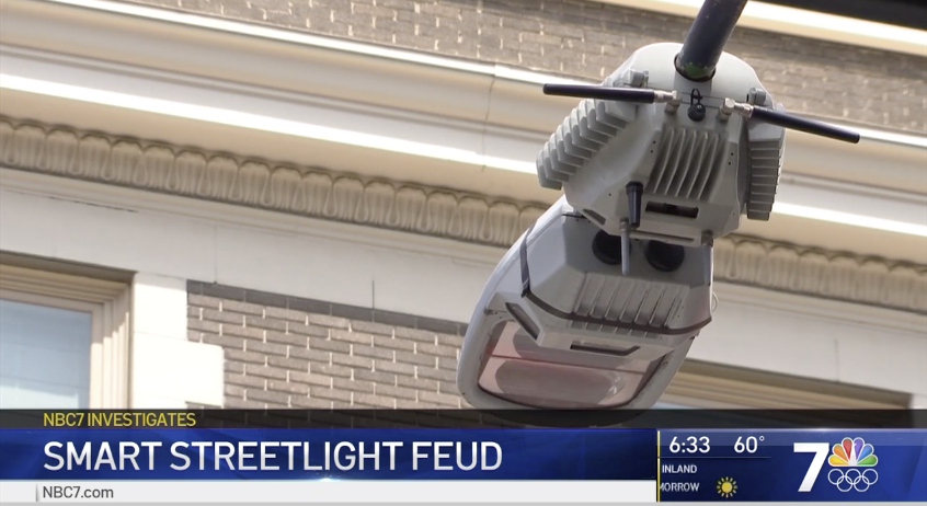City Councilmembers Call For Outside Legal Help On Smart Street Lights