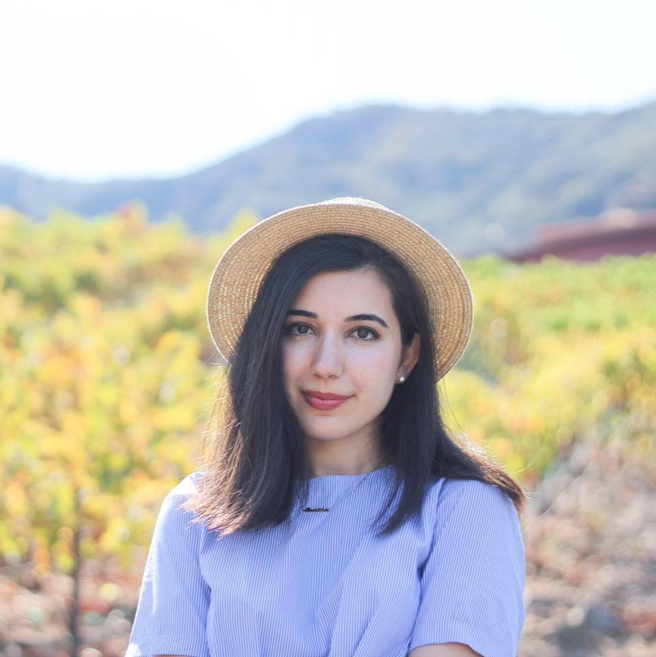 Kristin Vartan, Pepperdine student