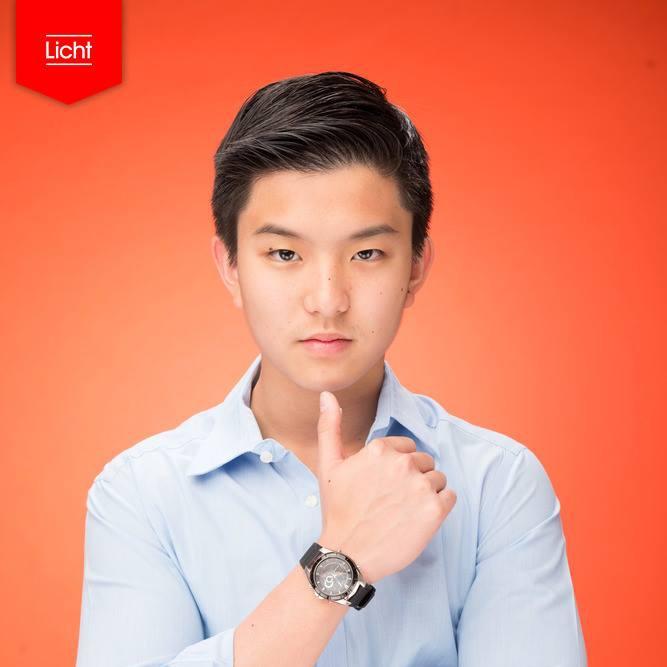 Andrew Chen, Pepperdine student