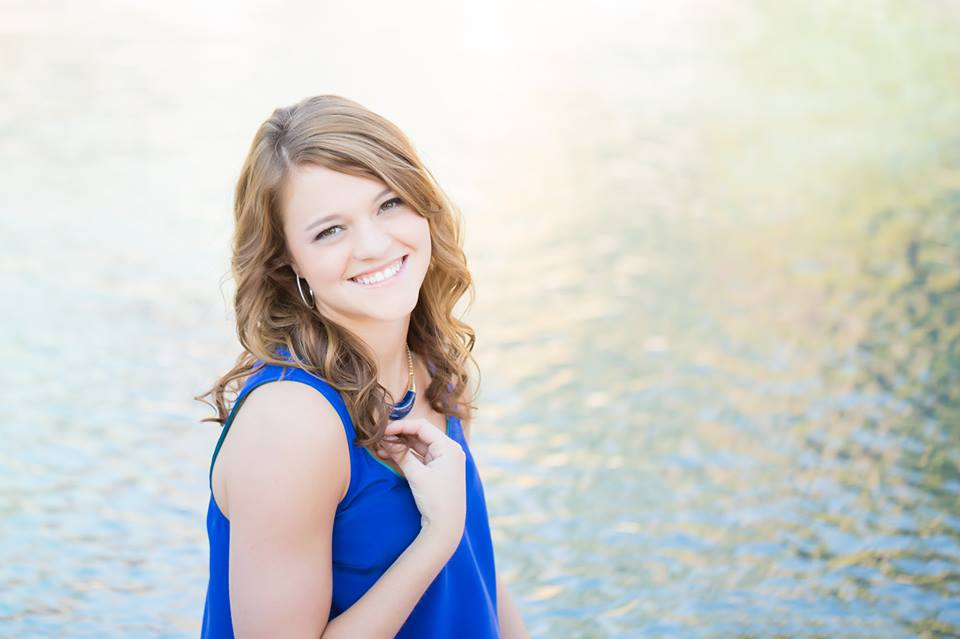 Rachel Wilt, Pepperdine student