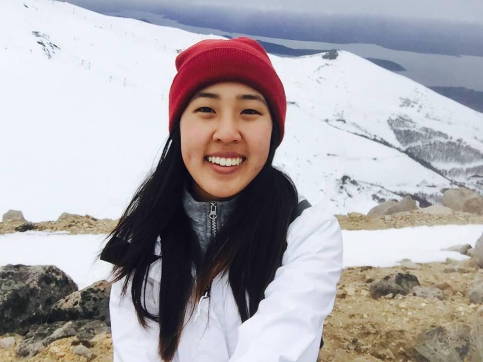 Mina Kim, Pepperdine student