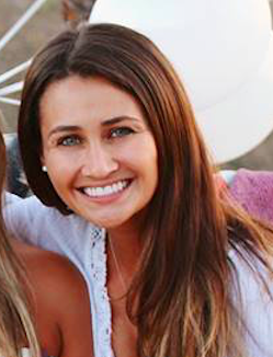 Megan Dell'Amico, Pepperdine student
