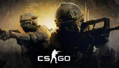 Counter Strike Logo | For noncommercial use
