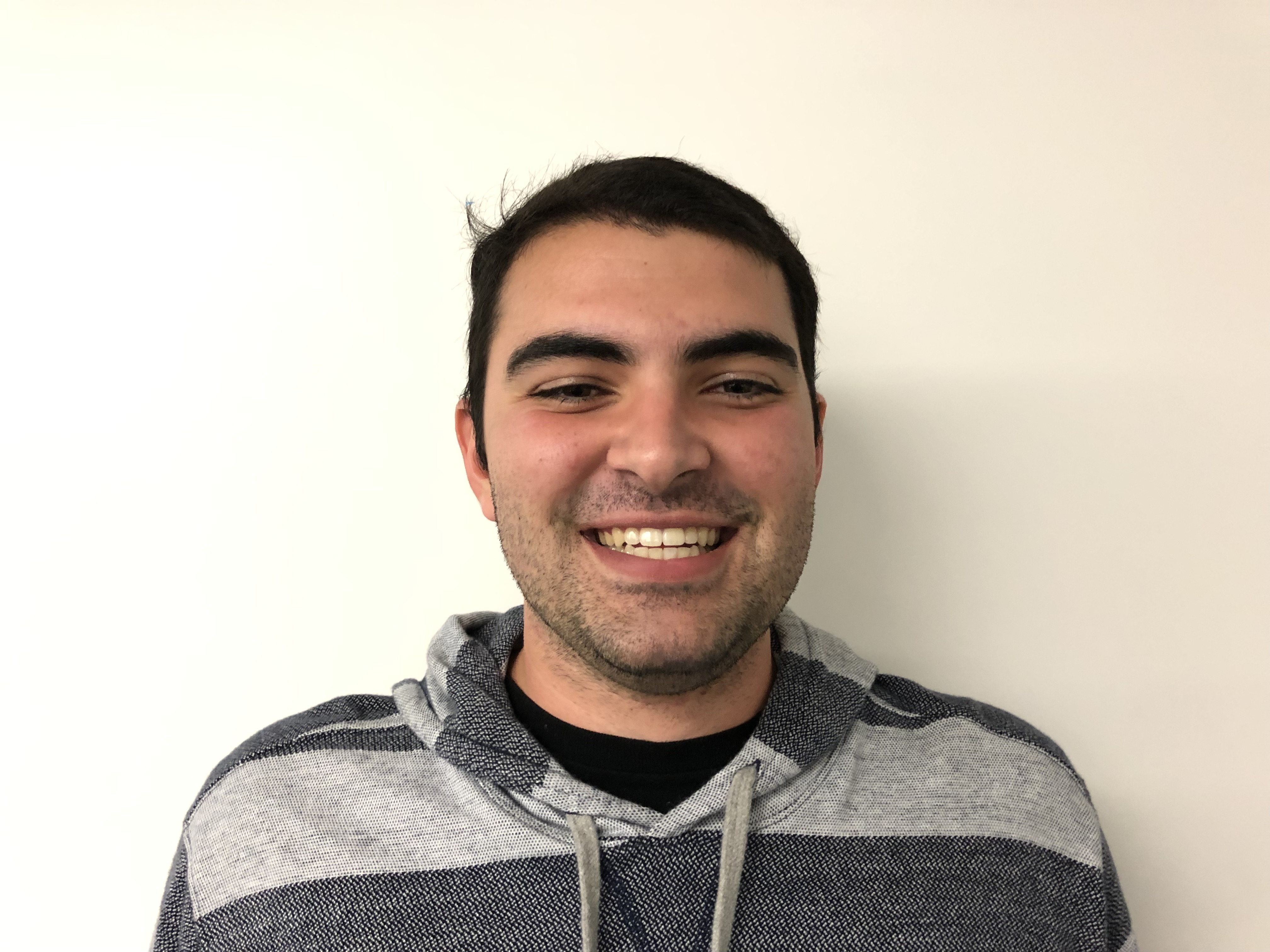 Pepperdine Student Michael Garas