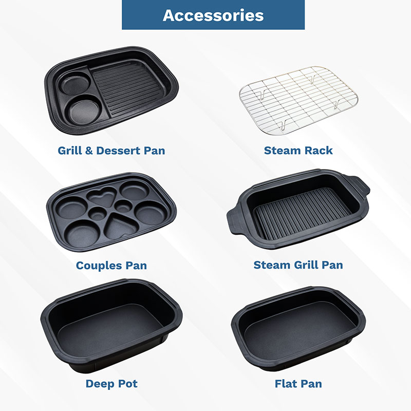 accessories for multicooker
