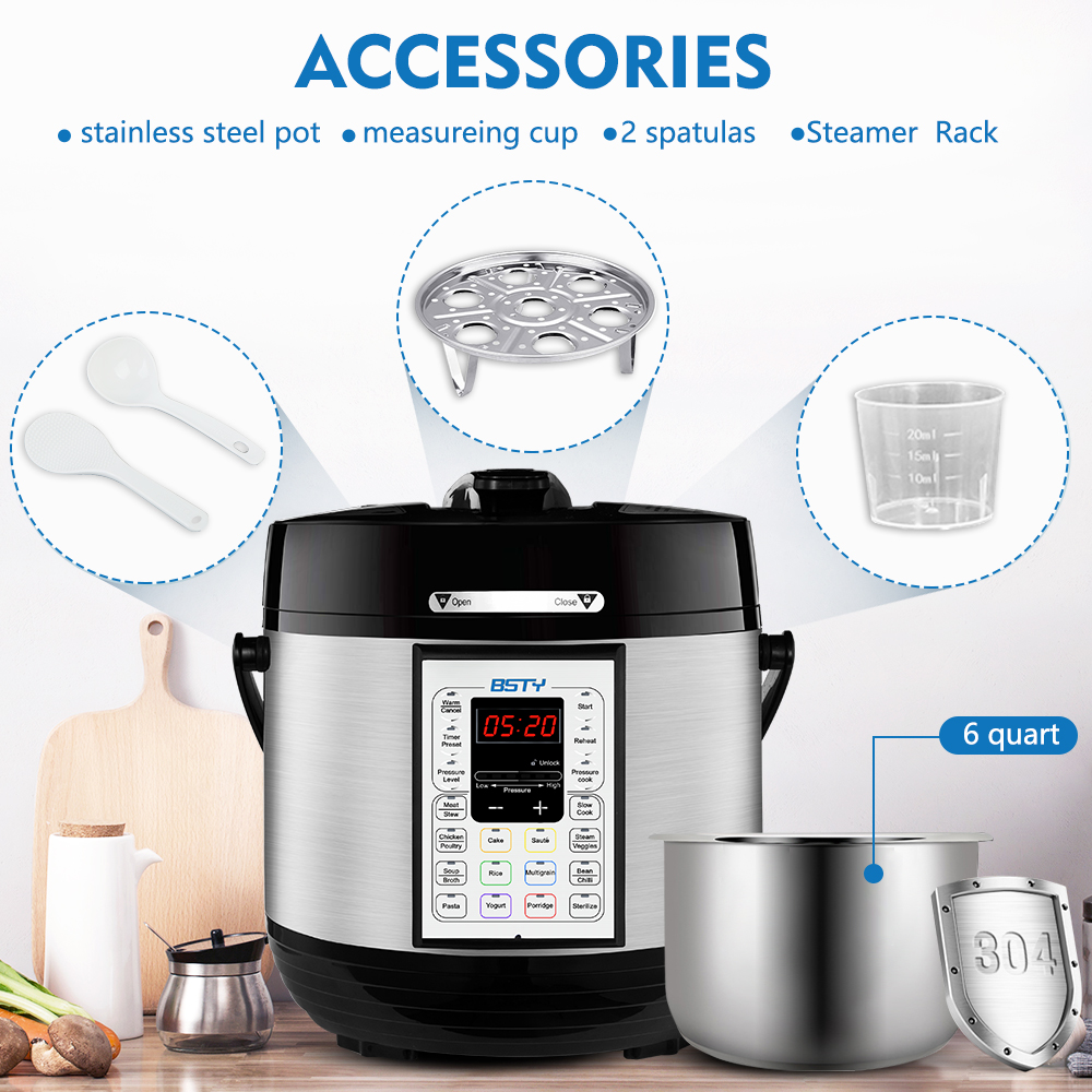 accessories for pressure cooker
