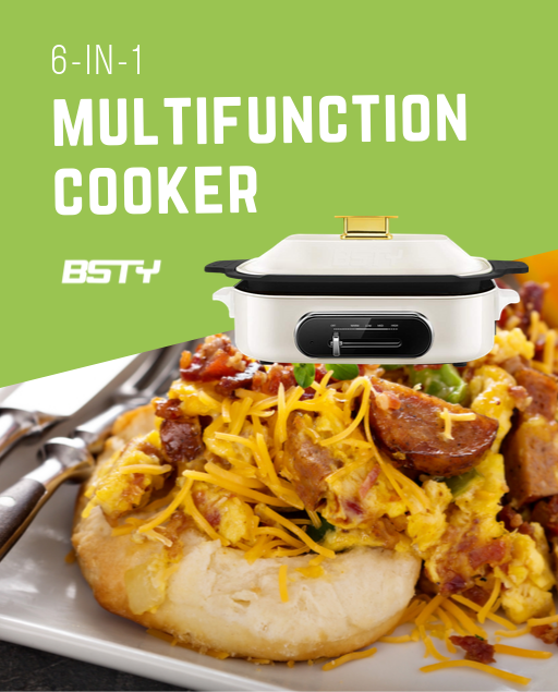 multifunction cooker