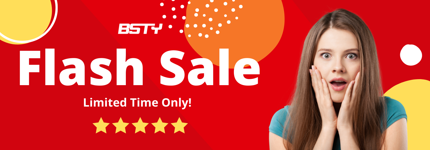 BSTY Flash Sale
