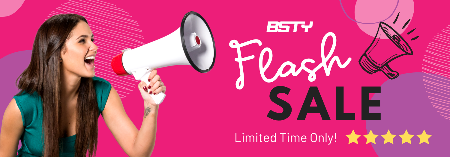BSTY Flash Sale 8