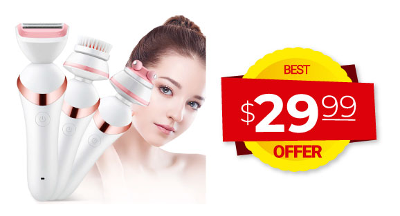 3 in 1 facial massager