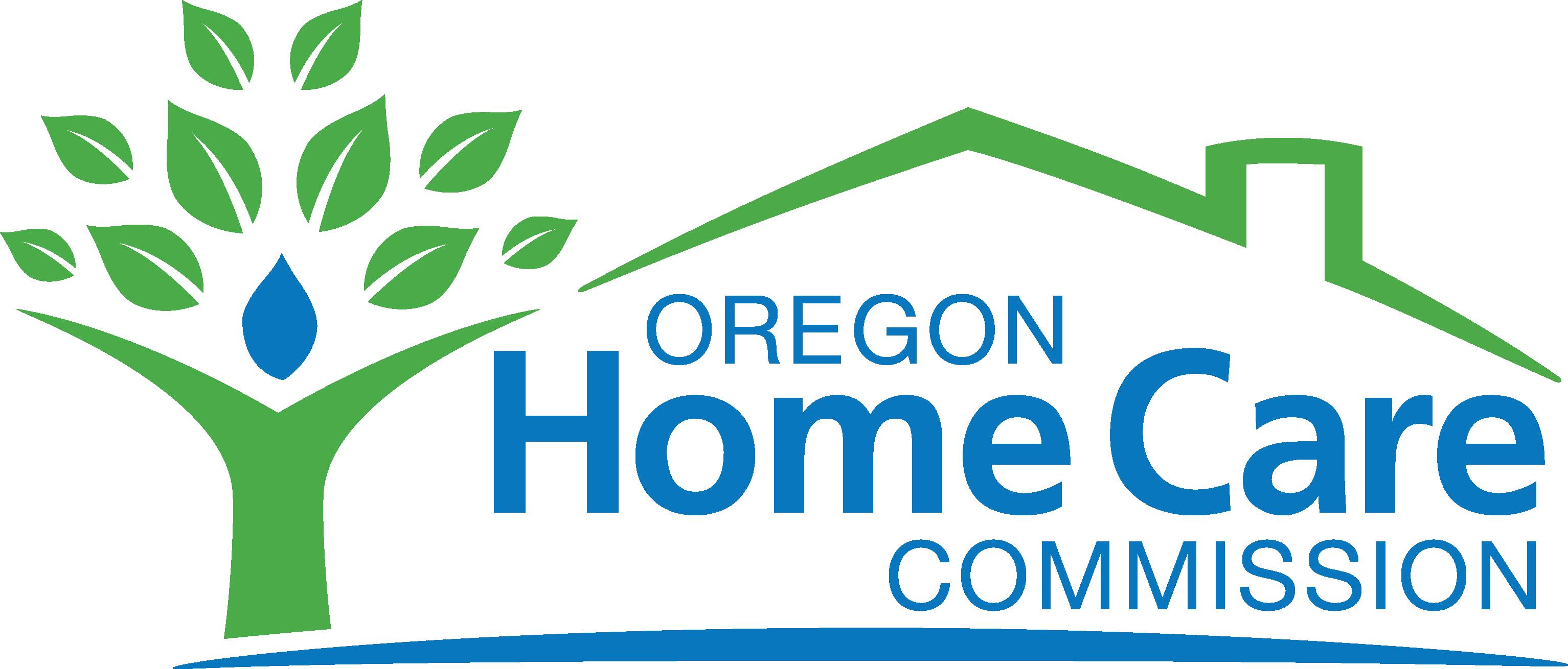 Oregon Home Care Commission Logo