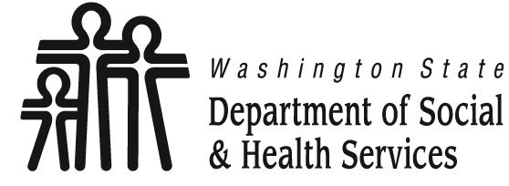 Washington Department of Social & Health Services Logo