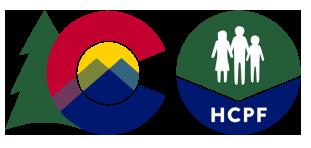 Colorado Health Care Policy and Financing Logo