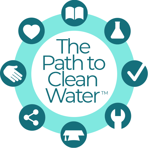 The Path to Clean Water symbol
