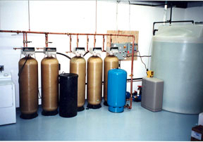 Commercial Treatment System