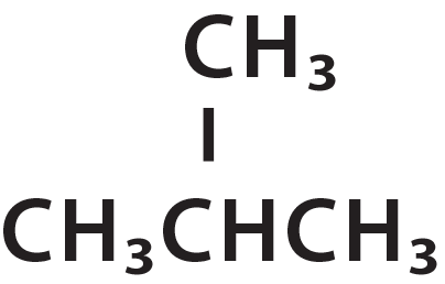 Chemical structural formula