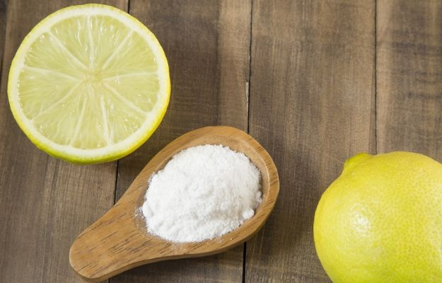 baking soda (sodium bicarbonate) and lemon   Baking soda   The Best Cat Friendly Home Cleaning Products