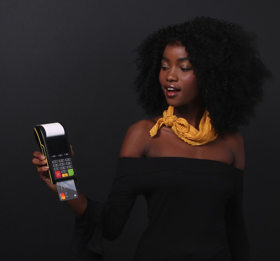 iKhokha Credit Card Machine