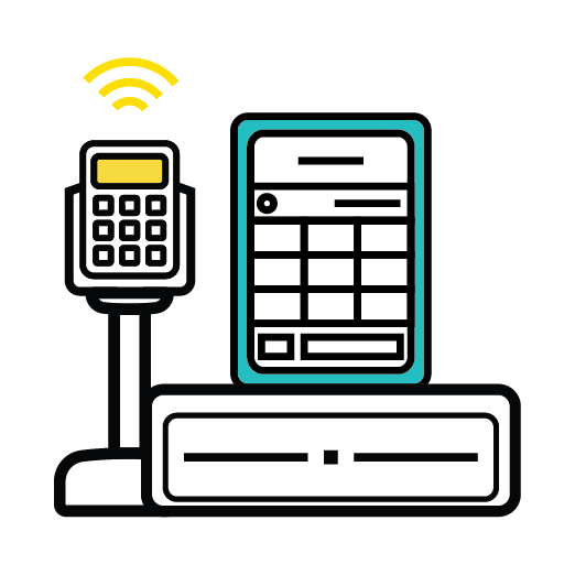 pos checkout icon