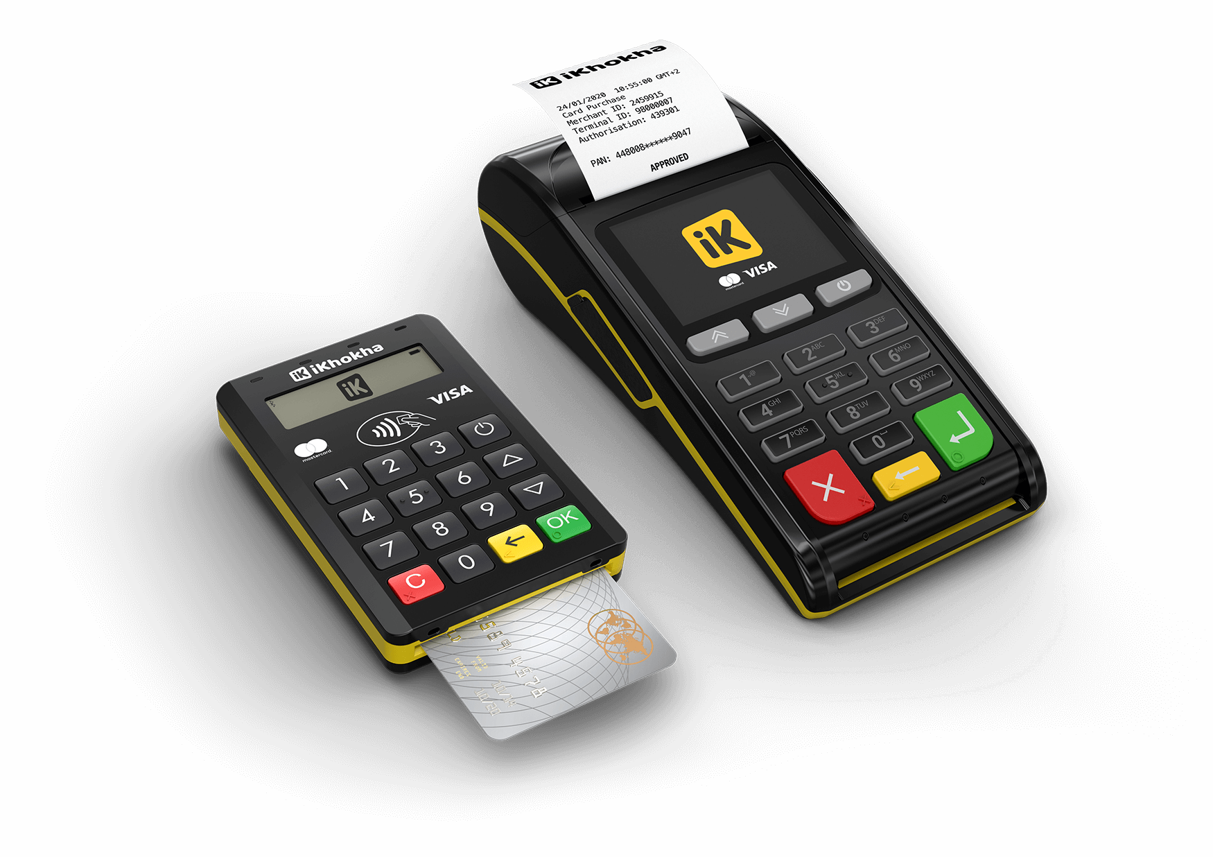 iKhokha Credit Card Machine