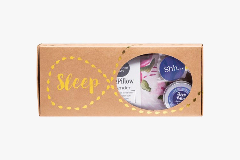 WheatBags Love Sleep gift pack