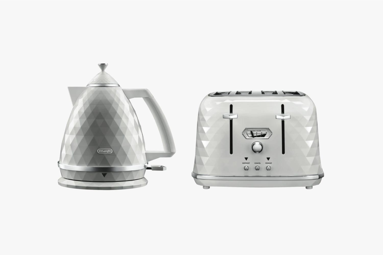 DeLonghi Brilliante Kettle and Toaster