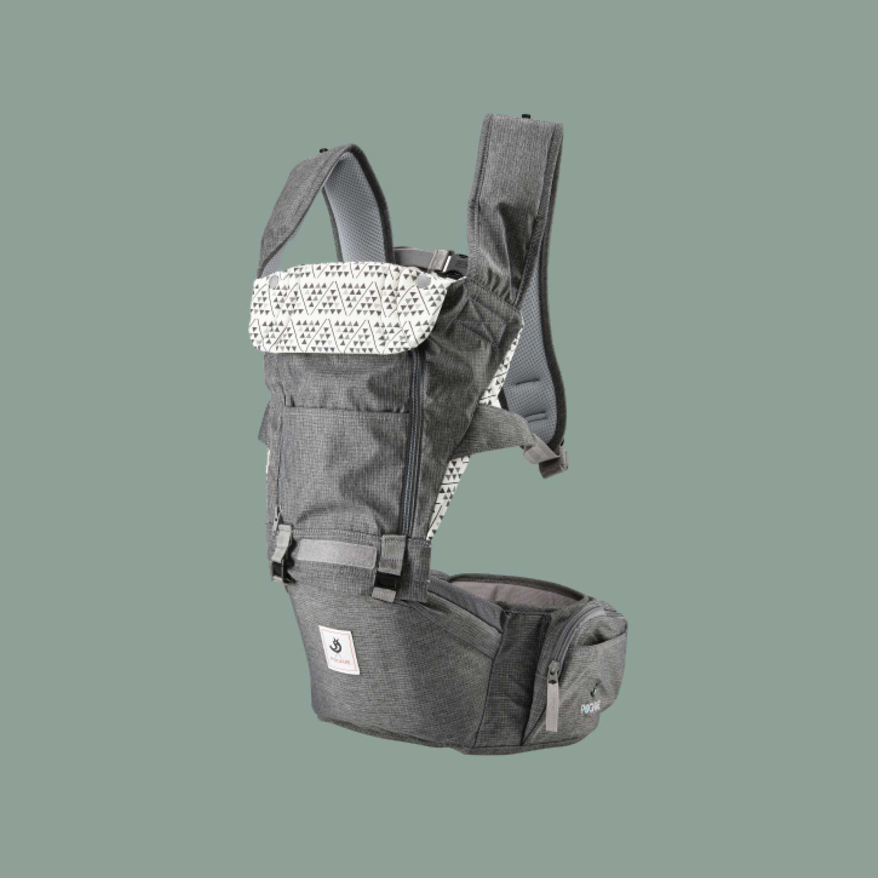 Pognae NEO No.5 Hipseat Baby Carrier Review