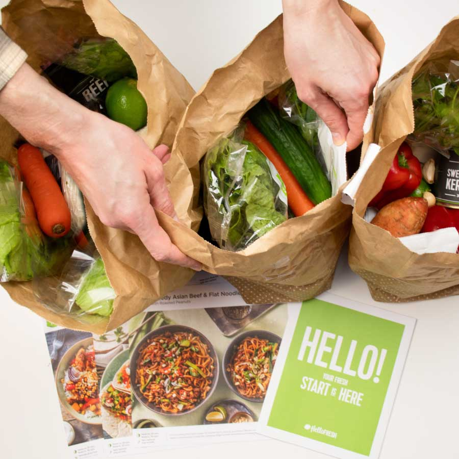 The Best Meal Delivery Service for No-Sweat Meals