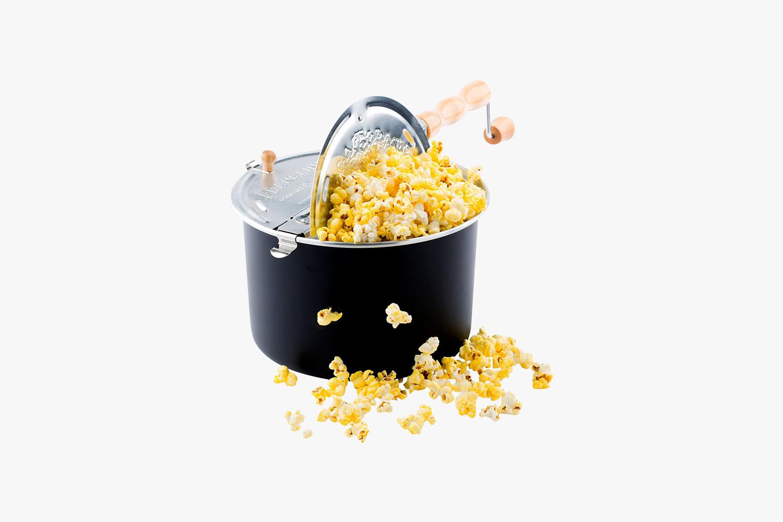 Franklin's Original Whirley Pop Stovetop Popcorn Maker