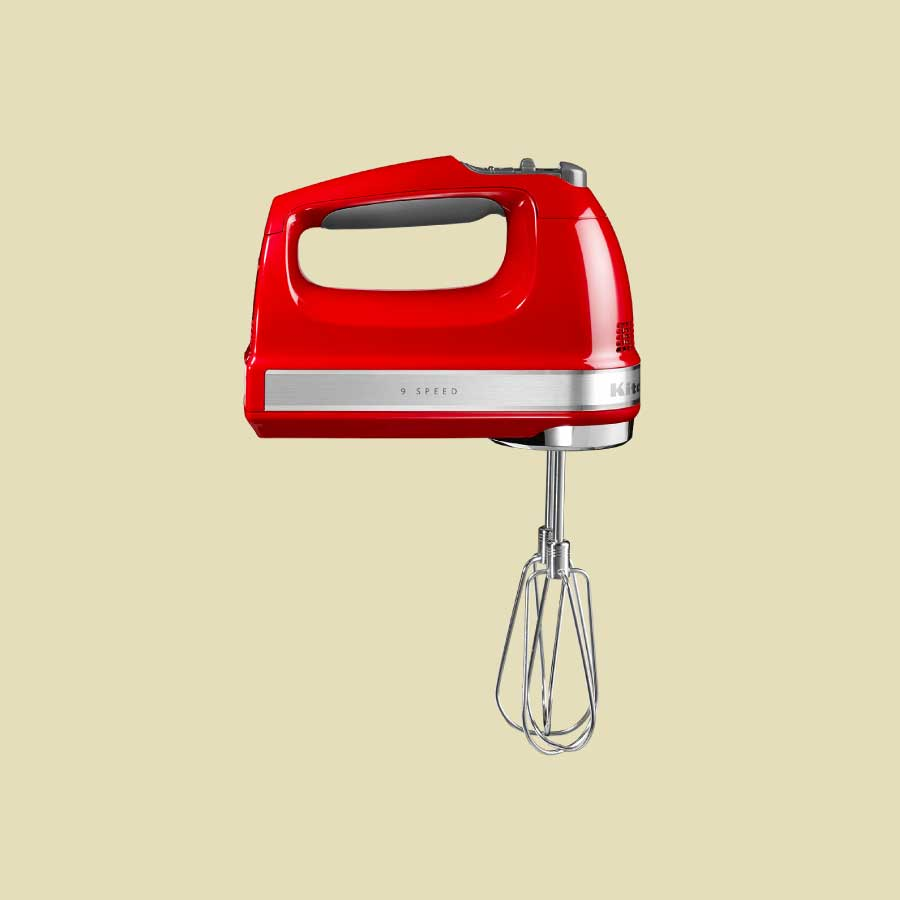The Best Hand Mixer for Home Baking in a Pinch