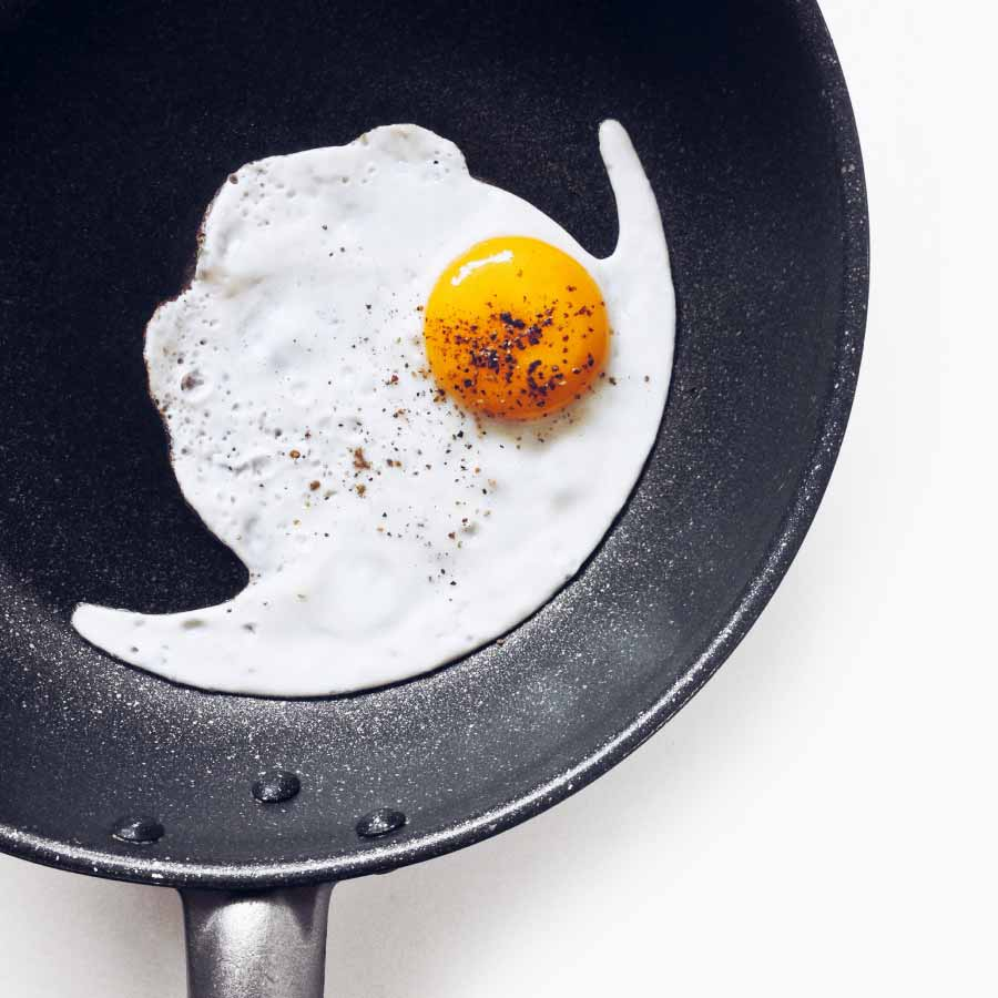 The Best Frying Pan for Brekky, Lunch and Dinner in a Flash