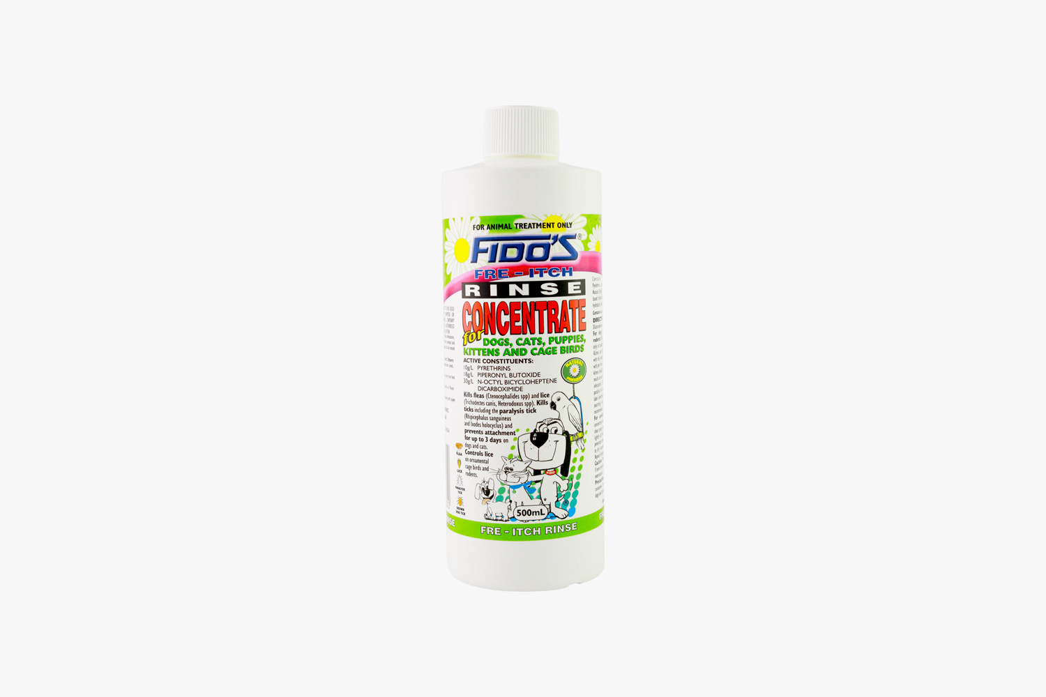Fido's Fre Itch Rinse Concentrate