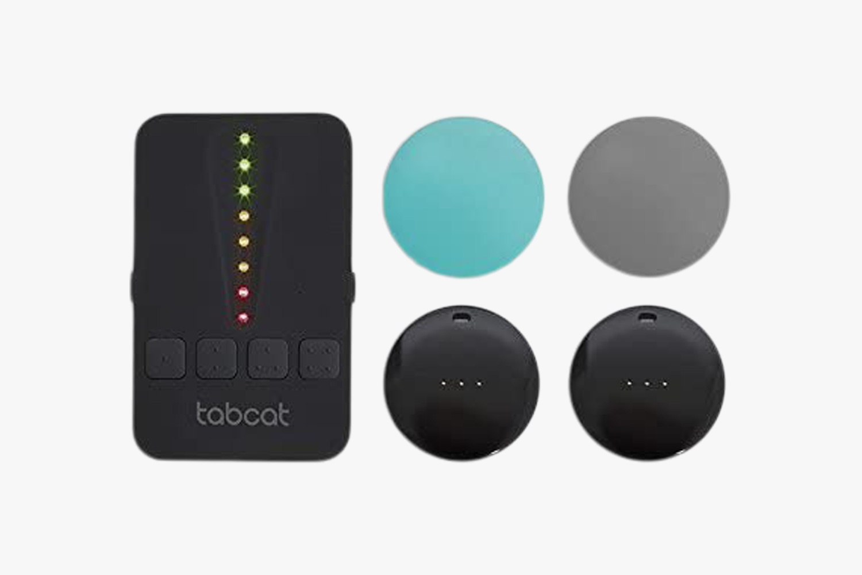 TabCat Pet Tracking Cat Collar Tracker
