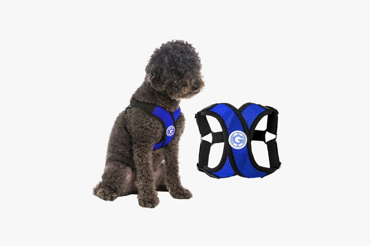Gooby Comfort X Step-in Harness