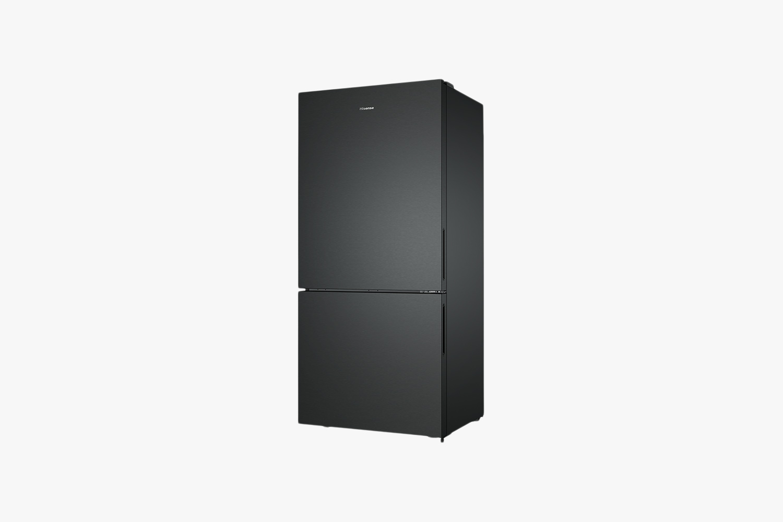 Hisense Black Steel 519L Refrigerator