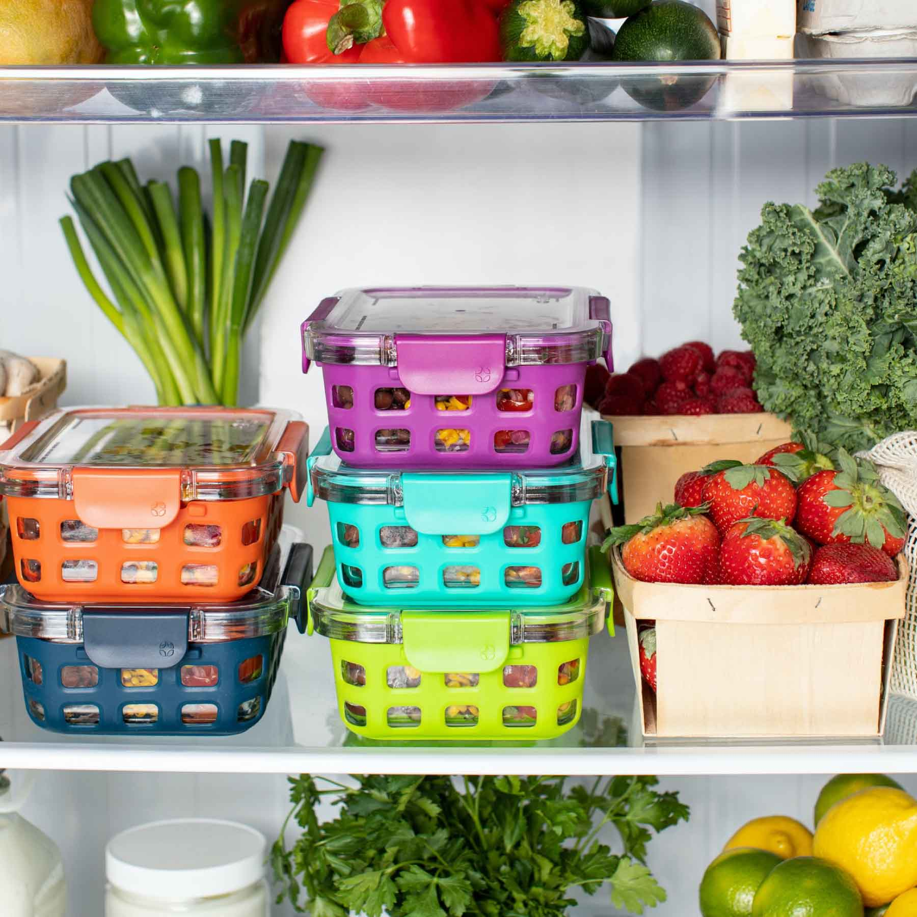 The Best Fridge for Perfectly Stored Stuff, Always
