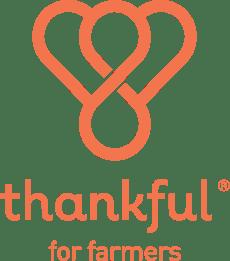 thankful 4 farmers logo