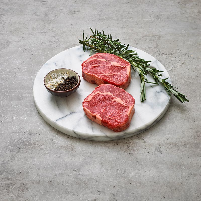 Grass Fed Beef Scotch Fillet Steak