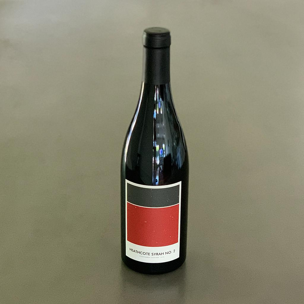 Place of Changing Winds Syrah No 2 2018