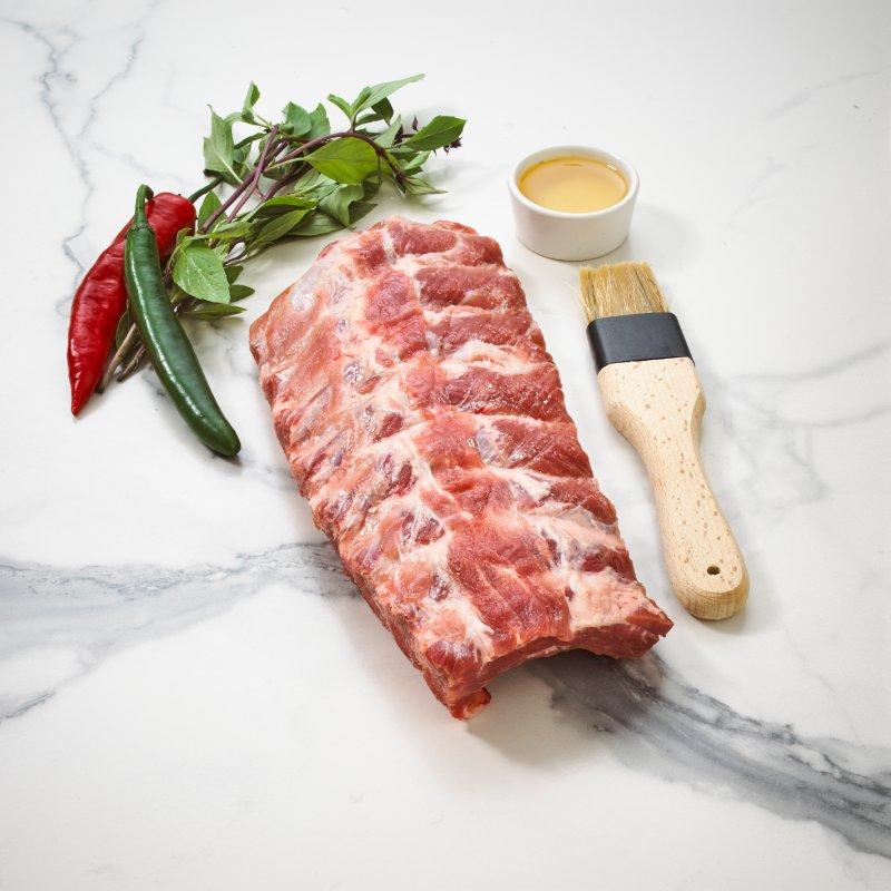Free Range Pork USA Ribs