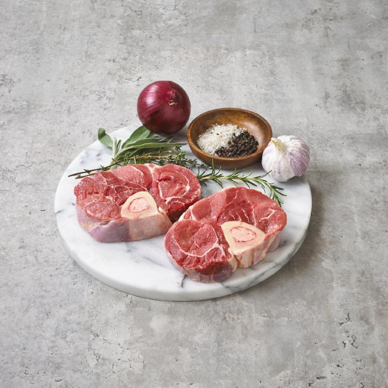 Grass Fed Beef Osso Bucco