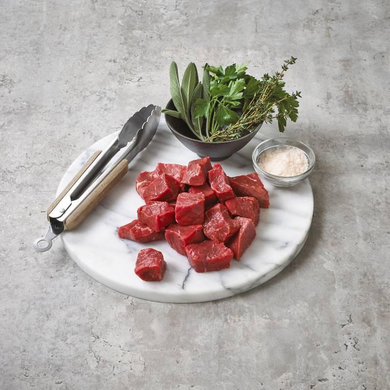 Grass Fed Beef Blade Diced